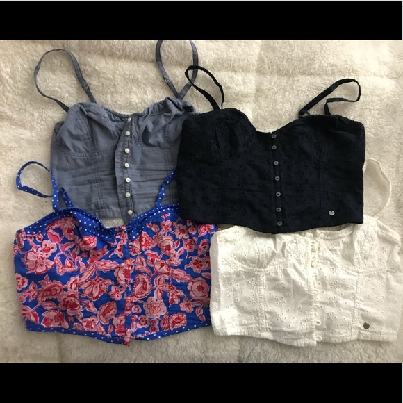 2952482769311 Abercrombie   Fitch Other - Abercrombie   Fitch corset bandeaus ...